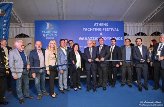 Η FedHATTA στο δεύτερο Yachting Festival
