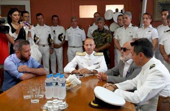Π. Κουρουμπλής: Έτσι θα αξιοποιηθεί το λιμάνι του Βόλου για την κρουαζιέρα