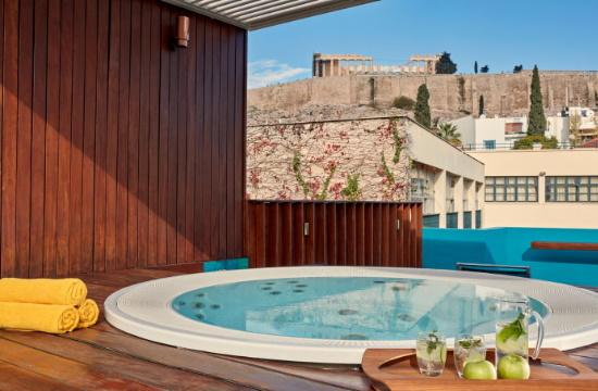 Tην 1η Ιουλίου ανοίγει το ξενοδοχείο Ηρώδειο στην Αθήνα