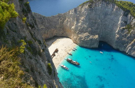 Booking.com   Η Ζάκυνθος στους 7 τροπικούς νησιωτικούς παραδείσους στην Ευρώπη