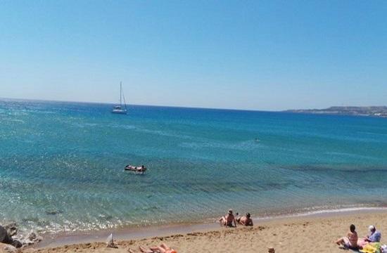 Οι ρακέτες «κατακτούν» την παραλία Ζέφυρος στη Ρόδο