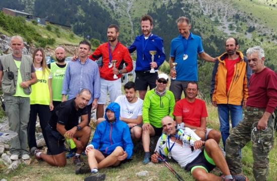 Αθλητικός τουρισμός: Δεκάδες αθλητές στον Ορειβατικό αγώνα Ολύμπου ΖΕΥΣ
