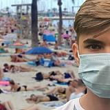 Κορωνοϊός-Έρευνα: Πώς κρίνουν οι πελάτες τις μάσκες σε ξενοδοχεία και εστιατόρια