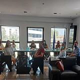 Ρόδος: Ενημέρωση, συνεργασίες και συντονισμός δράσεων από τον νέο αντιδήμαρχο Τουρισμού Αθανάσιο Βυρίνη