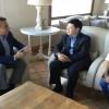 Κινεζική κυβερνητική αντιπροσωπεία στην Κρήτη