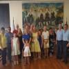 Ο Δήμος Ρόδου τίμησε τουρίστες, που επισκέπτονται το νησί επί δεκαετίες