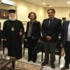 Στην Κρήτη για ξενάγηση στην Ελεύθερνα η π.Βασίλισσα της Ισπανίας Σοφία