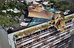 Αλλαγή χρήσης κτιρίων σε ξενοδοχεία στην Κατεχάκη και στην Αριστοτέλους - Κατεδάφιση κτιρίου από τον Όμιλο Χανδρή στο Φάληρο