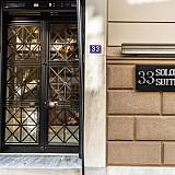 Νέο ξενοδοχείο στο κέντρο της Αθήνας, το 33 Solonos Suites (φωτό)