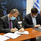 Συμφωνία για νέες επενδύσεις στη Μαρίνα Γουβιών στην Κέρκυρα με ταυτόχρονη παράταση της σύμβασης εκμίσθωσης