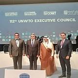 Χ.Θεοχάρης: Πιο στενή συνεργασία στον τουρισμό με τη Σαουδική Αραβία, Αίγυπτο και Μαρόκο
