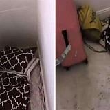 Ντουλάπες- υπνοδωμάτια, που θυμίζουν Harry Potter, στην Airbnb!