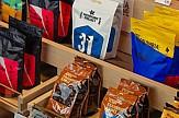 3 Βραβεία Ermis για τη νέα εταιρική ταυτότητα της Coffee Island