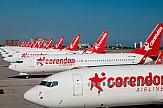 Corendon Airlines: Περισσότερες πτήσεις από Γερμανία το φθινόπωρο και το χειμώνα σε μεσογειακούς προορισμούς