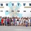 Στη Ρόδο το start up κρουαζιερόπλοιο του Cruise Inn