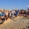 Εκσκαφή φωλιάς θαλάσσιας χελώνας Caretta-Caretta στο Aquila Rithymna Beach