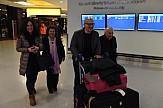 Ικανοποιημένοι οι επιβάτες της πρώτης απευθείας πτήσης της «Emirates» Αθήνα – Νιούαρκ