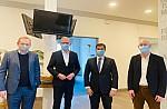 Τηλεδιάσκεψη για το άνοιγμα της κρουαζιέρας Θεοχάρη - Διεθνούς Ένωσης Κρουαζιέρας