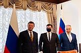 Από τη Ρωσία φεύγω μόνο με αισιόδοξα μηνύματα