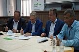 Στ. Αρναουτάκης: Στην επόμενη τριετία θα έχουν ολοκληρωθεί όλα τα έργα διαχείρισης αποβλήτων στην Κρήτη