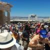 """""""Κόλαση"""" την Πέμπτη η Ακρόπολη για 5.000 επισκέπτες..."""