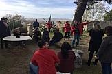 Γάλλοι τουριστικοί πράκτορες στη χειμερινή Αθήνα και Εύβοια