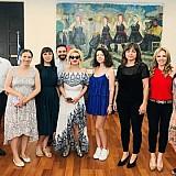 Η Ρόδος κατακτά  δημοσιογράφους και bloggers από τη Ρουμανία