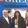 IMEX America: Συναντήσεις της Ε.Κουντουρά για συνέδρια στην Ελλάδα