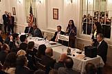 """""""Ποντάρει"""" στην Ομογένεια η Νικόλ Μαλλιωτάκη για τη δημαρχία της N. Υόρκης (βίντεο)"""