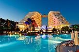 Mediterranean Sea Hit Report: Υψηλές επιδόσεις για τα ξενοδοχεία της Τουρκίας και Αιγύπτου τον Αύγουστο