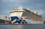 Princess Cruises:Το νεότευκτο Sky Princess ξεκινά κρουαζιέρα από τον Πειραιά