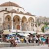 To top 10 των εθνικοτήτων τουριστών σε Ελλάδα και Αθήνα το 2016