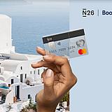 Προσφορές σε ξενοδοχεία για τη Black Friday από την N26 σε συνεργασία με την Booking.com