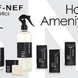 Νέα προϊόντα για ξενοδοχεία από τη NEF-NEF