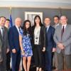 Συνάντηση Κουντουρά με το προεδρείο της Παγκόσμιας Διακοινοβουλευτικής Ένωσης Ελληνισμού