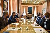 Συνάντηση Μπακογιάννη με τον Γ.Γ. του Παγκόσμιου Οργανισμού Τουρισμού: «Αυτή είναι η στιγμή της Αθήνας»