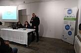 Με επιτυχία ολοκληρώθηκε η εκδήλωση - workshop για το μοντέλο Consumeless στην Αίγινα