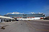 Princess Cruises: Περισσότεροι επιβάτες στην Ευρώπη και στα ελληνικά νησιά το 2020