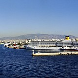 Ανάδειξη της εισόδου του Πειραιά για τους επισκέπτες κρουαζιέρας