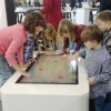 Panel TV: Multi-Touch Gaming Tables