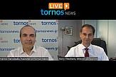 Ο Χάρης Θεοχάρης στο Tornos News Live: Εθνικό καθήκον η τήρηση των υγειονομικών πρωτοκόλλων