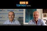 Ο Γιάννης Ρέτσος στο Tornos News Live: Επιτυχία εάν καταφέρουμε να έχουμε 5 δις τουριστικά έσοδα το 2020