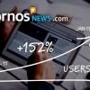 Απογειώνεται η διεθνής έκδοση του Tornos News