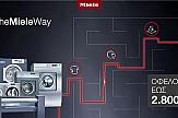 Miele Professional | Ενέργεια #TheMieleWay με όφελος έως 2.800 € σε συσκευές φροντίδας ιματισμού