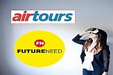 Greek VR Corners στη Στοκχόλμη: Συνεργασία Airtours με την Future Need