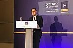 O πρόεδρος του ΞΕΕ κ.Γιώργος Τσακίρης