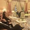 Ε.Κουντουρά: Επιχειρηματικές συναντήσεις στο Ριάντ