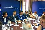 H Αντιπρόεδρος της Ε.Ξ. Κω, Μαίρη Τριανταφυλλοπούλου, Γραμματέας Αγροτικών Φορέων της ΝΔ