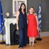 Συνάντηση Κουντουρά με την Πρέσβη της Πολωνίας