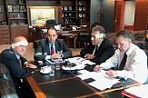 Συνάντηση Κόνσολα- Πλακιωτάκη: Αυξάνεται το κονδύλι για τις άγονες γραμμές- Αναβάθμιση υποδομών για τις κρουαζιέρες